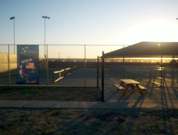 The Davis Cup 10&Under Training Center offers Austin's only permanent 36' Quickstart courts.