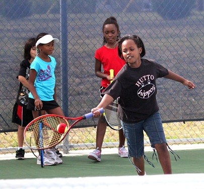 The Austin Tennis Center offers after school programs as well as weekend classes.